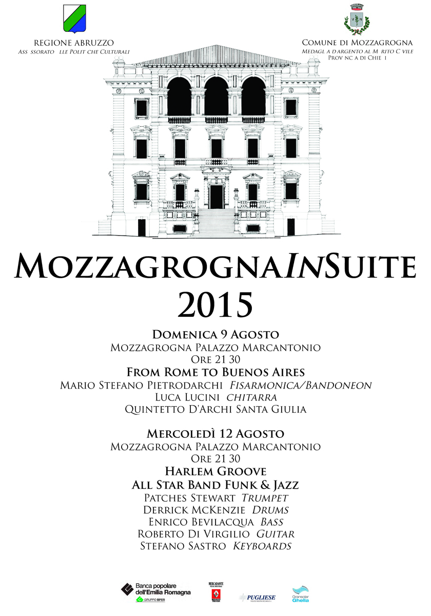 mozzagrogna in suite 2015